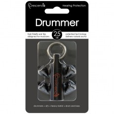Crescendo Drummer Hearing Protection